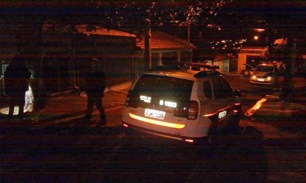 Homicídio foi na noite deste domingo (10), em Presidente Prudente (Foto: Cedida)