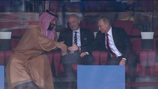 Análise: abertura tem alívio russo, decepção saudita e vergonha brasileira