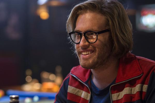 O ator T.J. Miller em cena de Deadpool  (Foto: Reprodução)