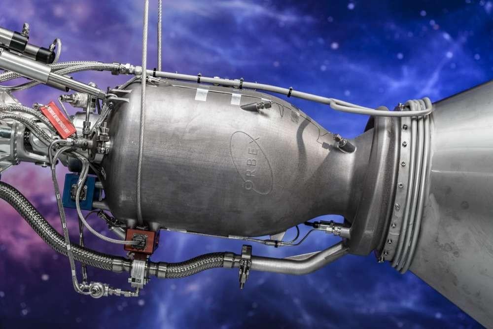 Detalhe do motor fabricado com impressão 3D (Foto: Divulgação)