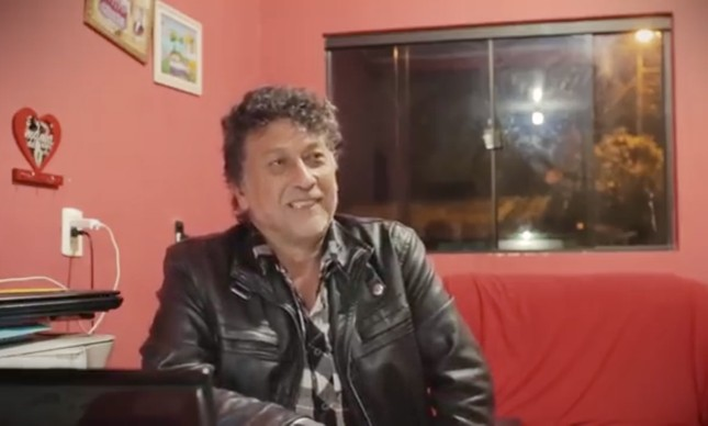 O jornalista Léo Veras, morto na fronteira do Paraguai