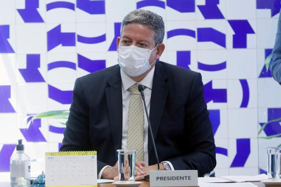 Presidente da Câmara, Arthur Lira (PP-AL), em imagem de março deste ano — Foto: Luis Macedo/Câmara dos Deputados