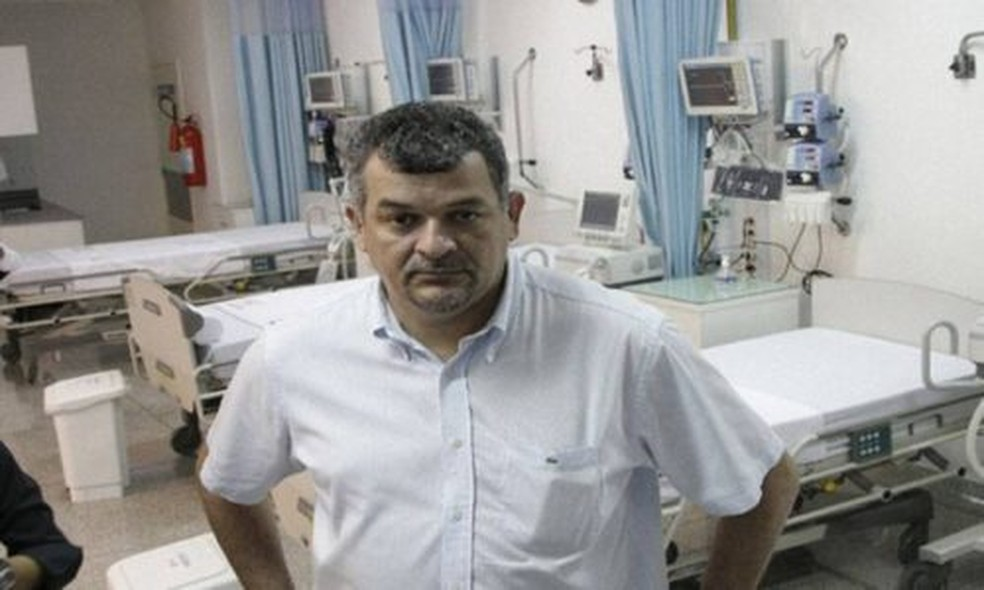 Médio Luiz Alfredo foi morto em 2014 — Foto: Divulgação