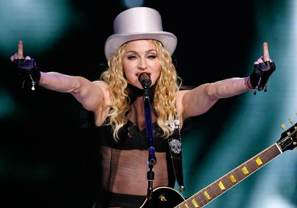 Madonna faz 60 anos (Foto: Reprodução)