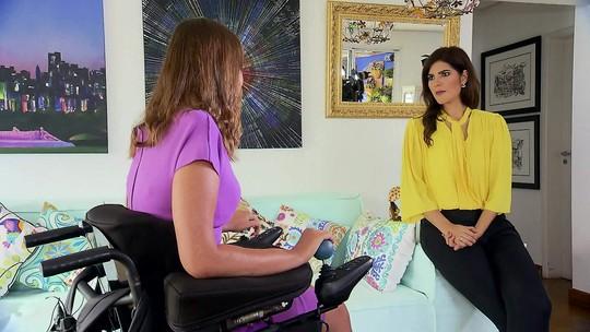 'Em Foco com Andréia Sadi' entrevista a senadora Mara Gabrilli