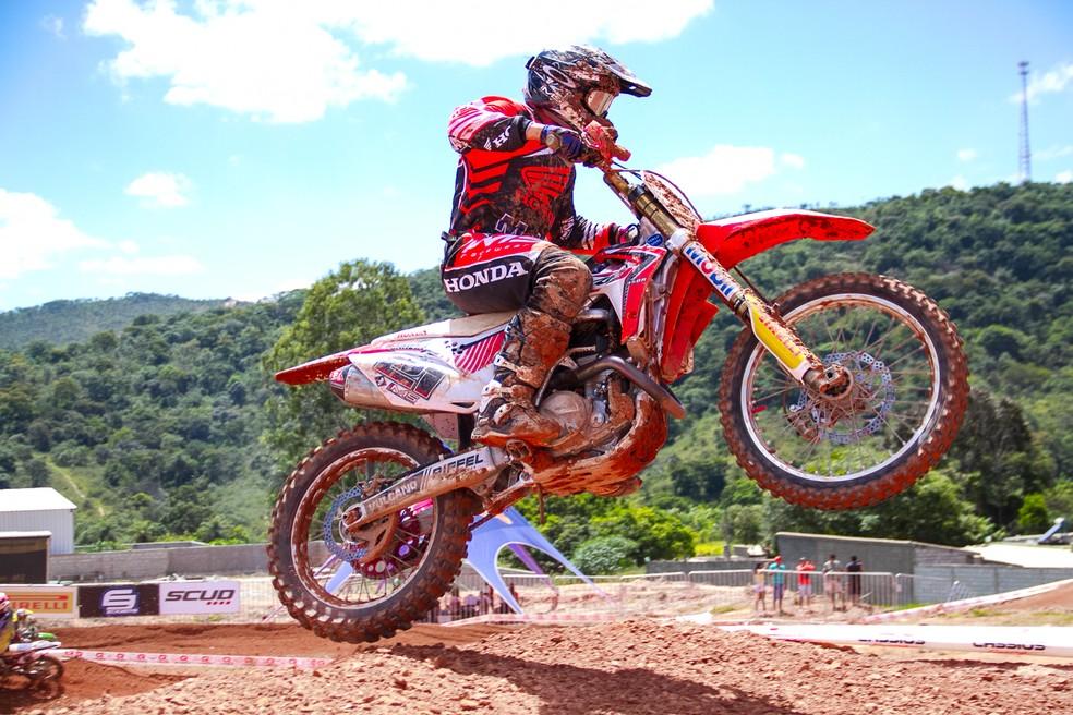 Wellington Garcia piloto duas vezes campeão brasileiro  (Foto: Jefferson Coelhinho)