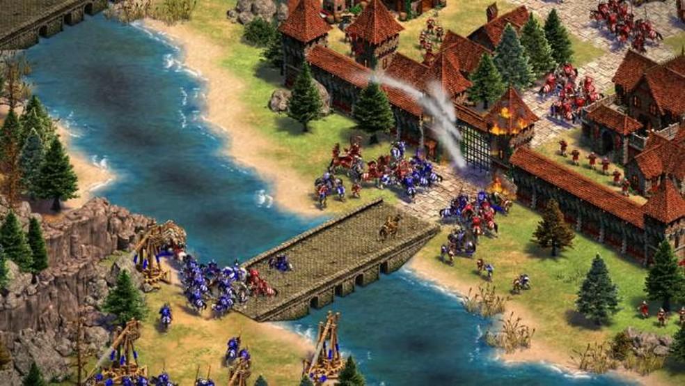Age of Empires 2 Definitive Edition não é relançamento sem conteúdo — Foto: Divulgação/Microsoft