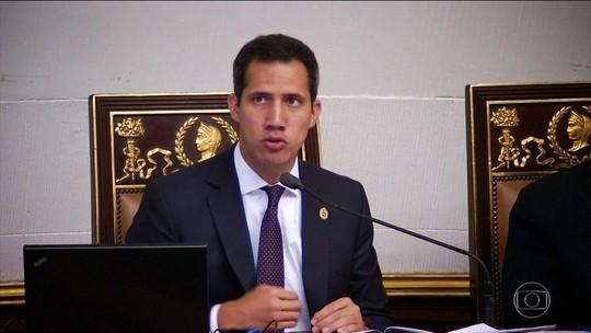 Guaidó diz que seu chefe de gabinete foi detido na Venezuela
