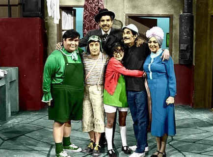 Elenco de Chaves