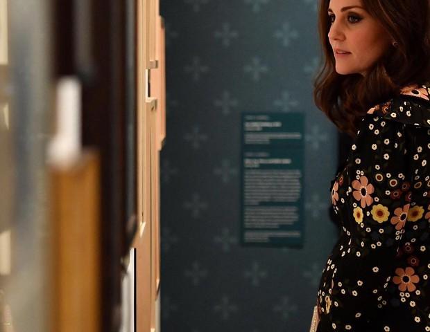 Kate Middleton está em trabalho de parto, segundo informações do Palácio de Kensington (Foto: Reprodução/ Instagram)