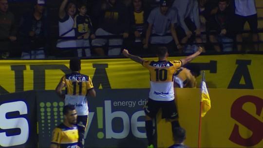 Redação AM: Mário Lima, da Rádio Eldorado, narra empate do Criciúma com o Goiás