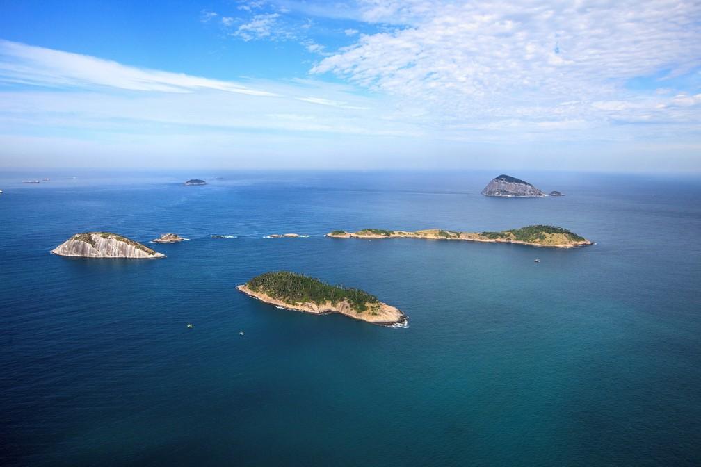 """MONAS Cagarras é nomeado """"Ponto de Esperança"""", ao lado de locais como a Grande Barreira de Coral na Austrália — Foto: Divulgação"""