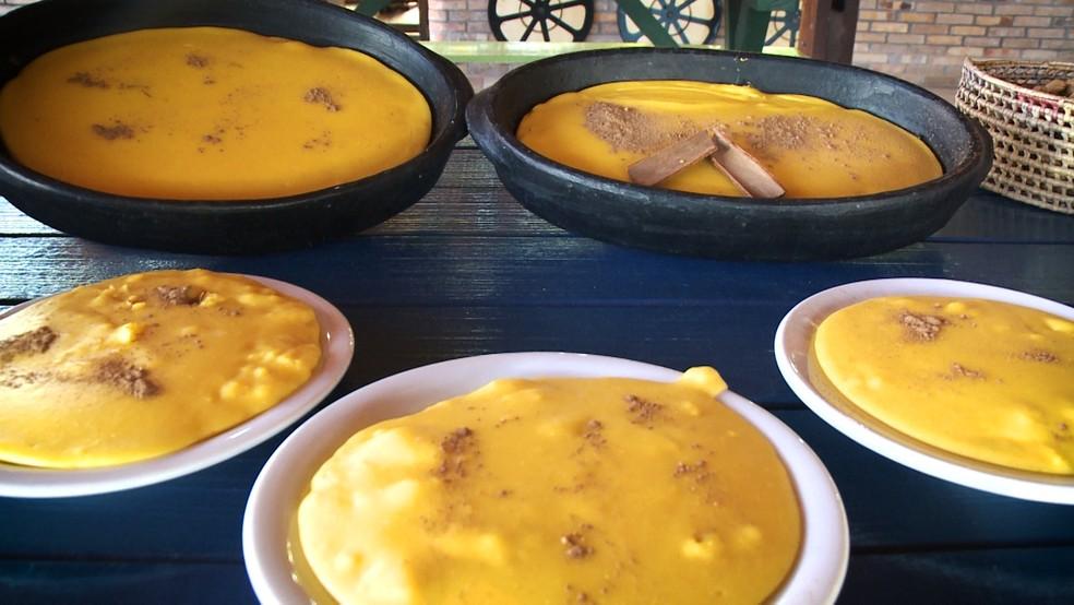 É preciso pesquisar na hora de comprar os itens das tradicionais receitas juninas — Foto: TV Cabo Branco