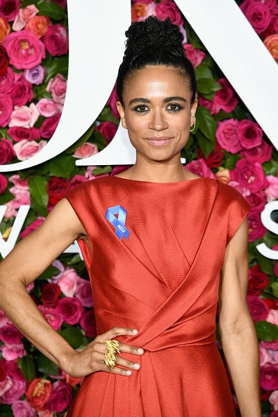 "Lauren Ridloff estará na 9ª temporada de ""The Walkign Dead"" (Foto: Getty Images)"