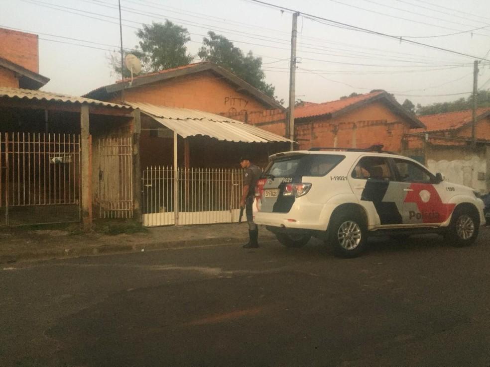Ação em Piracicaba. Operação cumpre 266 mandados de prisão e 203 de busca e apreensão no país  — Foto: GAECO/Divulgação