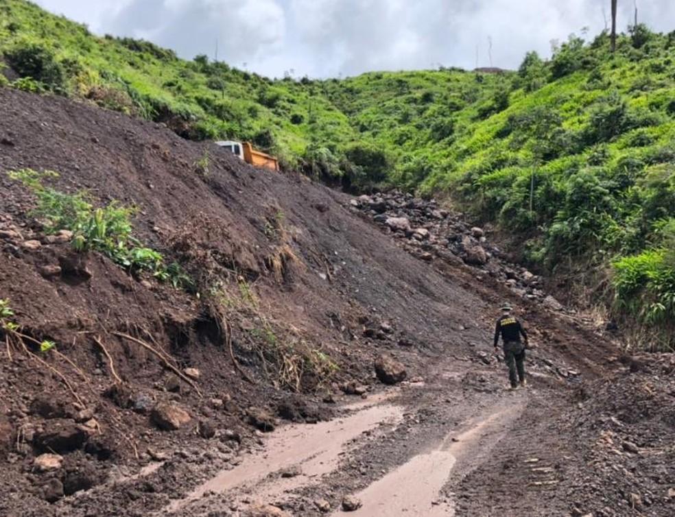 Operação está sendo realizada no Pará, Bahia e Espírito Santo — Foto: Reprodução/Polícia Federal