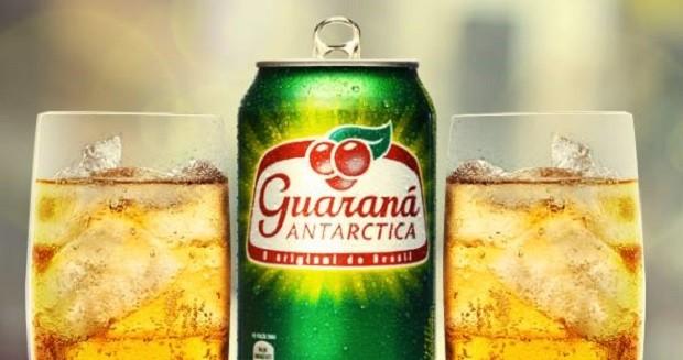 Guaraná Antarctica (Foto: Reprodução/Facebook)