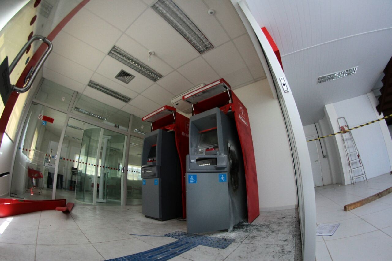 Lei obriga instalação de equipamentos para dificultar arrombamento de caixas eletrônicos em Pernambuco