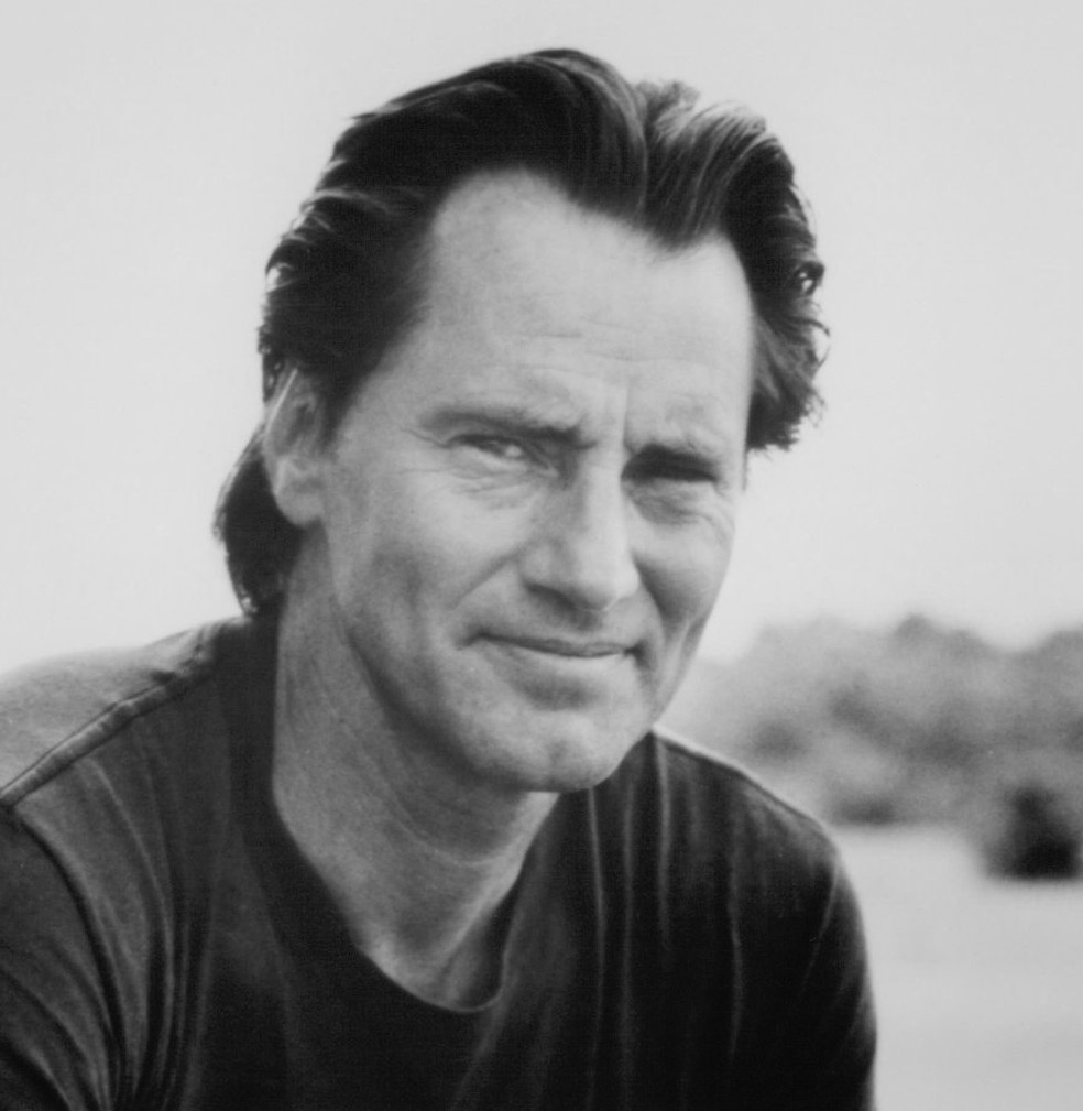 Sam Shepard no papel de Spude Jones em