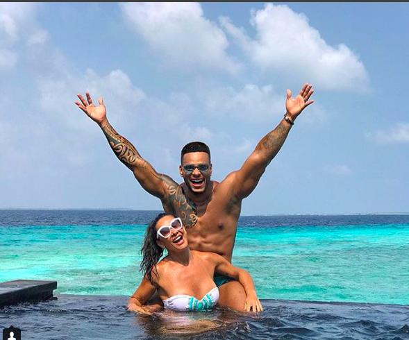 Sheila Carvalho e Tony Salles (Foto: Reprodução/Instagram)