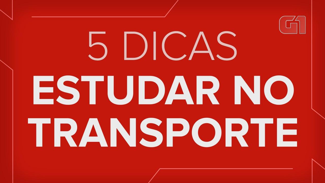 Lia Salgado dá 5 dicas para aproveitar o tempo no transporte para estudar