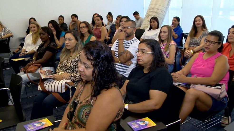 Espírito Santo já tem mais de 200 mil microempreendedores individuais  — Foto: Reprodução/ TV Gazeta
