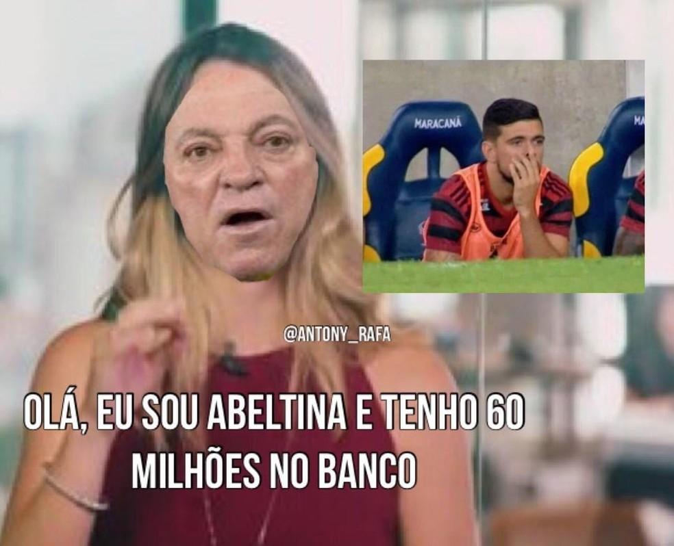 Derrota Do Flamengo Para O Peñarol Rende Abeltina E Muitas
