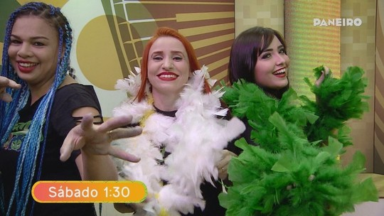 The Marcianas agitam 'Paneiro' de sábado (17)