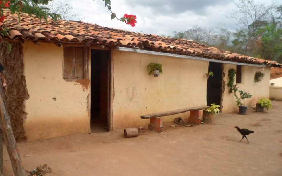Território Quilombola de Iúna fica no distrito de Tanquinho, em Lençóis (Foto: Incra/ Divulgação)