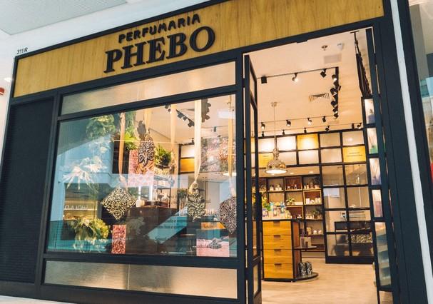 Lojas conceito da Phebo (Foto:  )