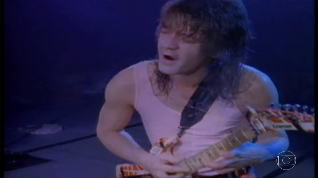 Morre, aos 65 anos, guitarrista Eddie Van Halen, vítima de câncer de garganta