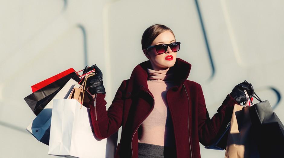 moda, fashion, compras (Foto: Reprodução/Pexels)