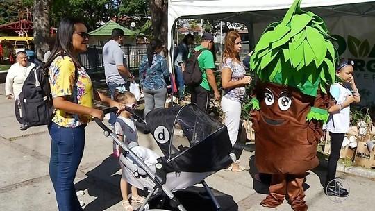 Última ação do 'Cidade Verde' é realizada em Nova Friburgo, no RJ