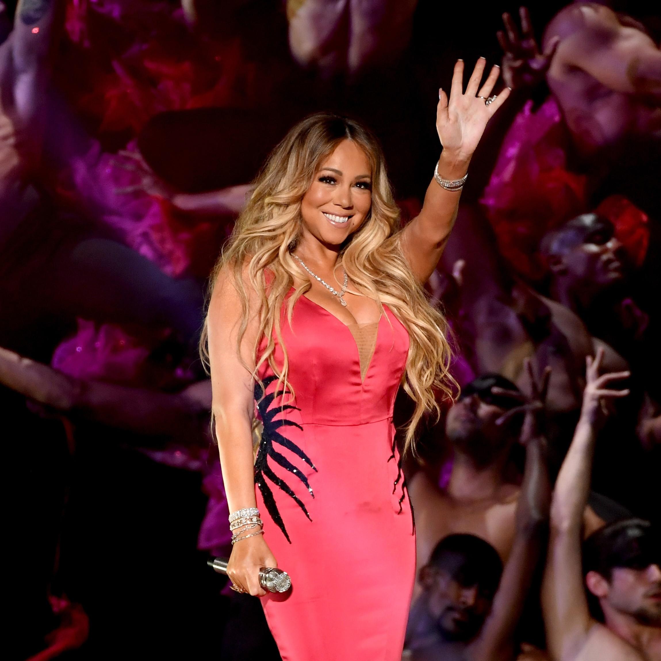 Mariah Carey revela que toma banho de leite gelado (Foto: Getty Images)