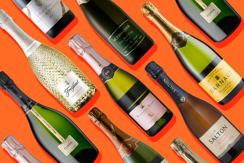 Champagne (Foto: Divulgação / Arte: Nicollas Beirigo/GQ)