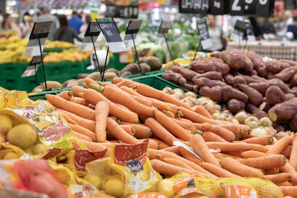 Insegurança alimentar atinge cada vez mais famílias em países ricos — Foto: Celso Tavares/G1
