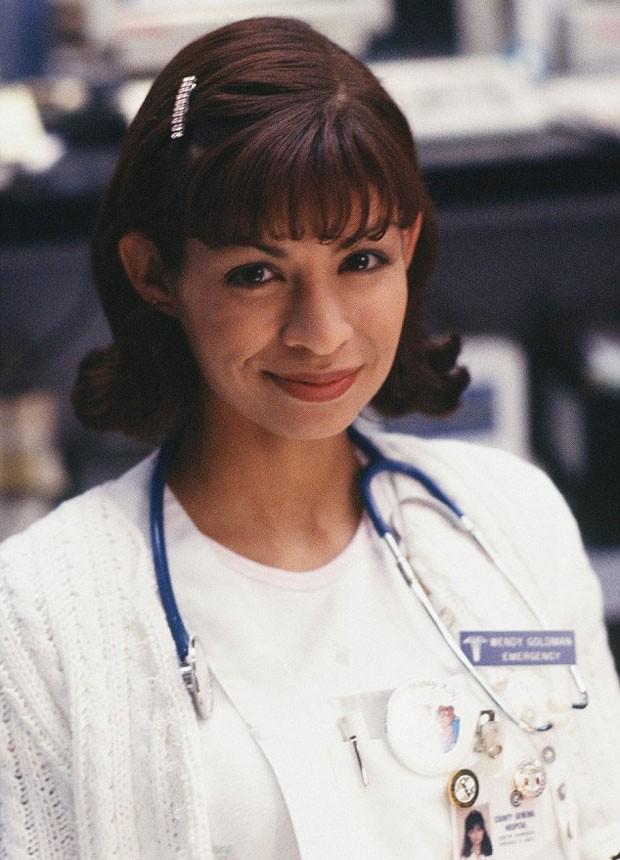 Vanessa Marquez, que viveu a enfermeira Wendy em Plantão Médico (Foto: Divulgação)