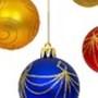 Papel de Parede: Christmas Balls