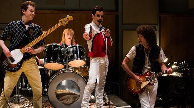 """O filme """"Bohemian Rhapsody"""" estreia hoje no Brasil (Foto: Reprodução)"""