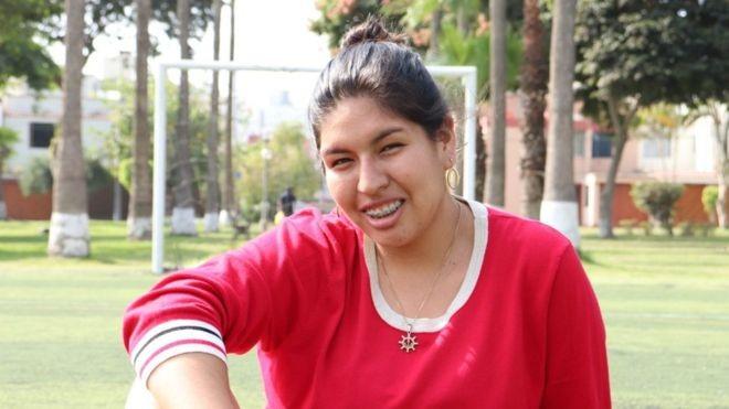 'Entendi que muitas perguntas sobre o fim de uma relação podem não ter respostas', disse Valeria (Foto: NATALIA ORTIZ/ via BBC News)