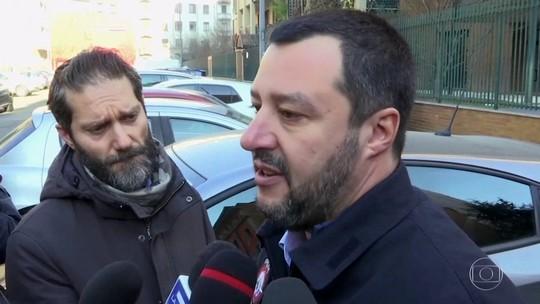 Na Itália, prisão de Cesare Battisti é comemorada