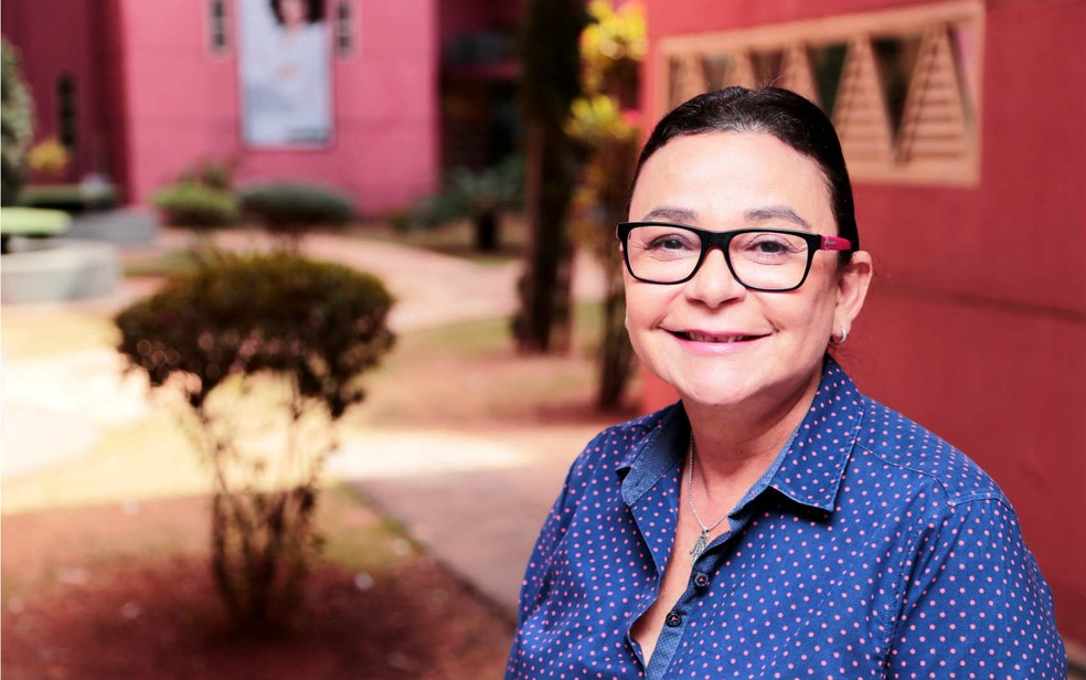 Maria Liz Cunha de Oliveira, enfermeira e professora do mestrado em gerontologia da Universidade Católica de Brasília (UCB) (Foto: Rodrigo Eneas/UCB )