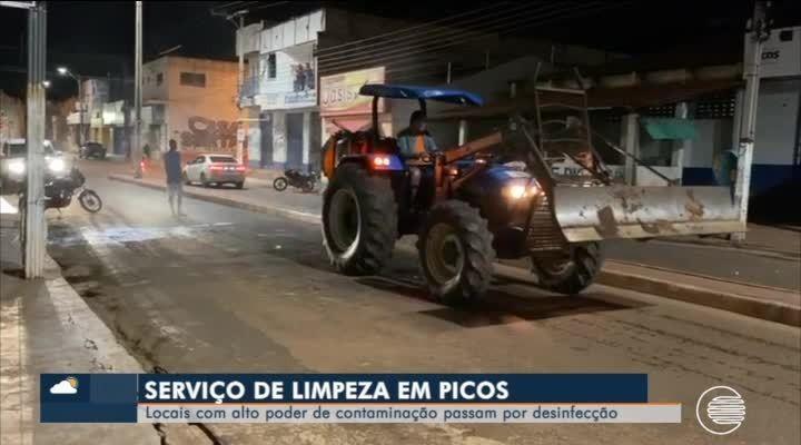 VÍDEOS: Piauí TV 1 de quinta-feira, 2 de abril de 2020