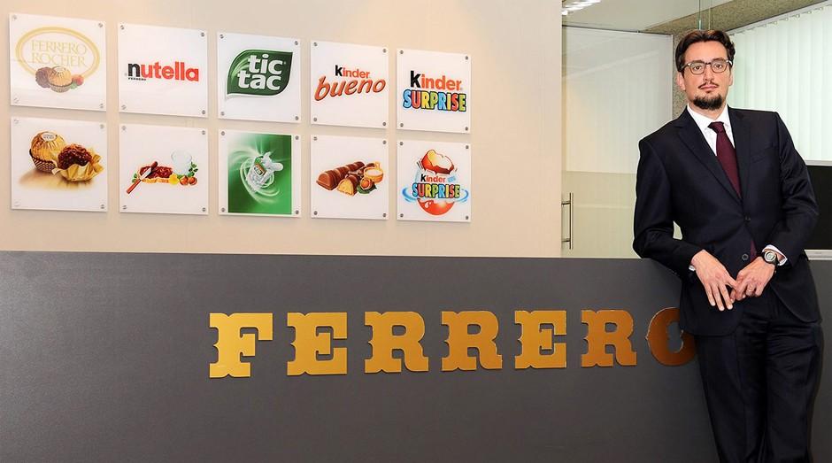 Giovanni Ferrero: o homem que comanda uma das marcas de doces mais importantes do mundo (Foto: Divulgação)