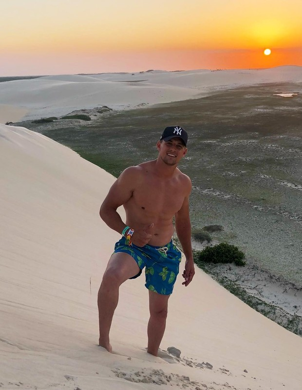 Diego, novo participante do BBB (Foto: Instagram/Reprodução)