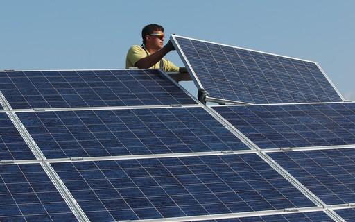 Subsídio a painéis solares chegará a R$ 1 bilhão em 2 anos