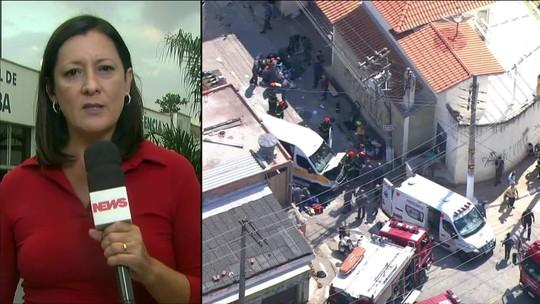 'Não lembra de nada e só pergunta das amigas', diz mãe de criança ferida em acidente com van em SP