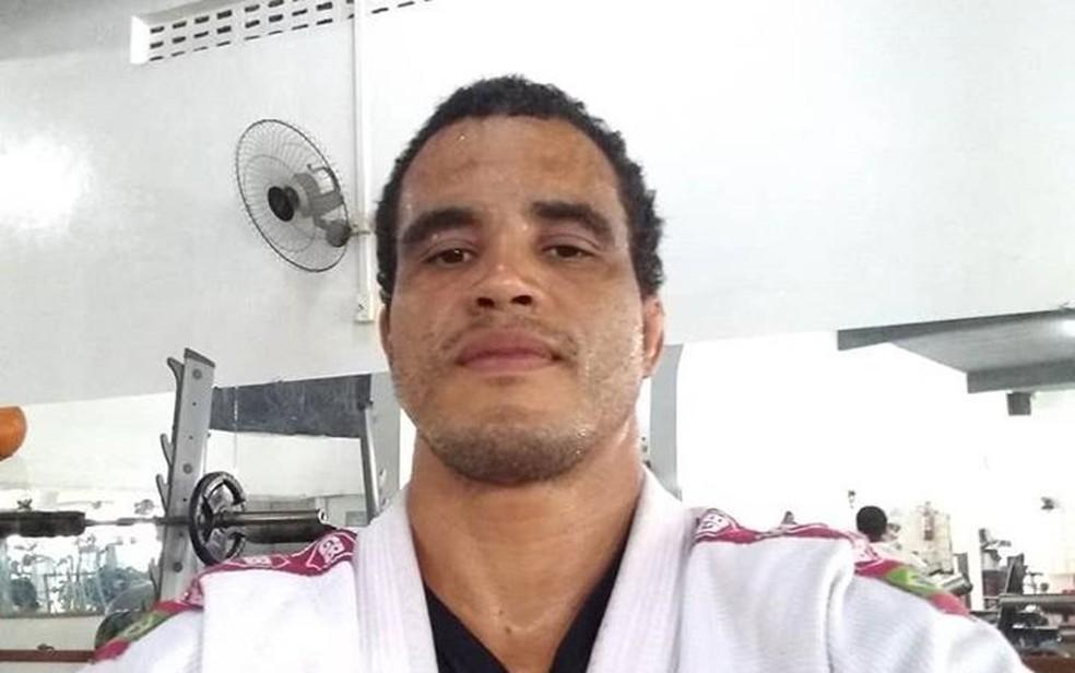 Campeão baiano de jiu-jítsu morre após se engasgar com pedaço de carne na Bahia  — Foto: Arquivo Pessoal
