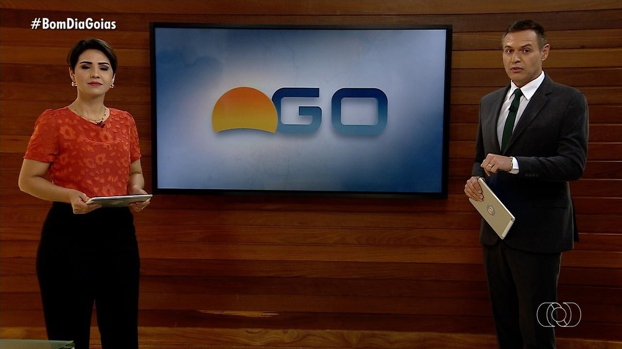 Confira os destaques do Bom Dia Goiás de segunda-feira (26)