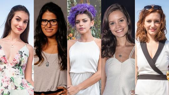 Mulheres de 'Rock Story' comentam a força de suas personagens